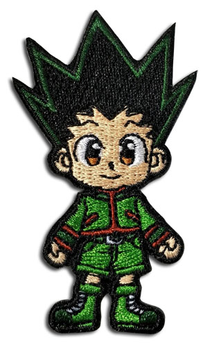 Hunter X Hunter - Gon Patch, an officially licensed product in our Hunter X Hunter Patches department.