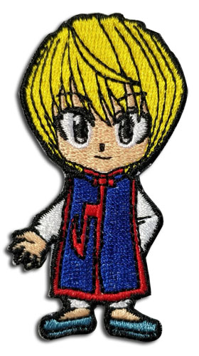 Hunter X Hunter - Kurapika Patch officially licensed Hunter X Hunter Patches product at B.A. Toys.
