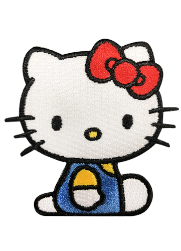 Hello Kitty - Hello Kitty Ii Patch, an officially licensed product in our Hello Kitty Patches department.