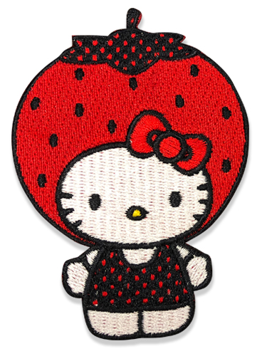 Hello Kitty - Hello Kitty 13 Patch, an officially licensed product in our Hello Kitty Patches department.