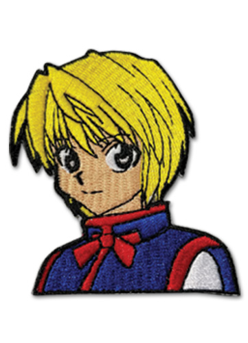 Hunter X Hunter - Kurapika Embroidered Patch, an officially licensed product in our Hunter X Hunter Patches department.
