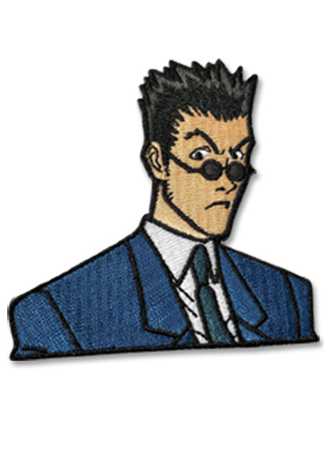 Hunter X Hunter - Reolio Patch officially licensed Hunter X Hunter Patches product at B.A. Toys.