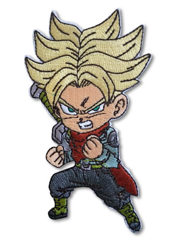 Dragon Ball Super - Future Trunks Patch, an officially licensed product in our Dragon Ball Super Patches department.
