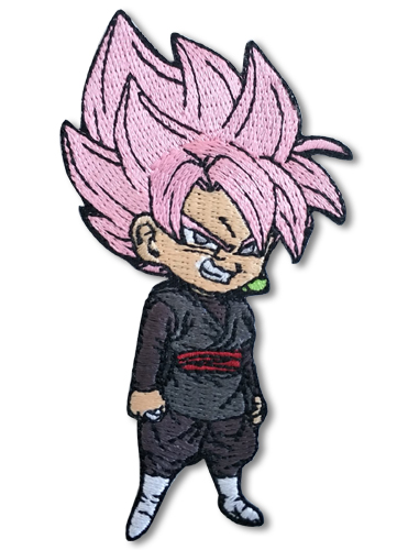 Dragon Ball Super - Ss Rose Patch, an officially licensed product in our Dragon Ball Super Patches department.