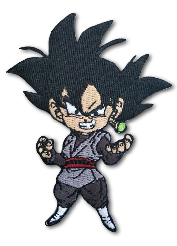 Dragon Ball Super - Black Goku Patch, an officially licensed product in our Dragon Ball Super Patches department.