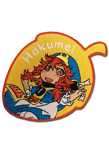 Hakumei & Mikochi - Hakumei Patch, an officially licensed product in our Hakumei & Mikochi Patches department.