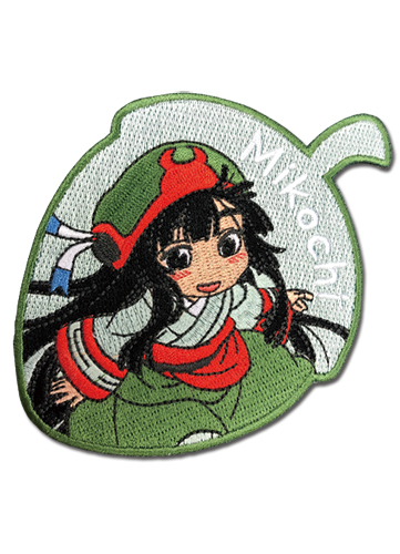 Hakumei & Mikochi - Mikochi Patch, an officially licensed product in our Hakumei & Mikochi Patches department.
