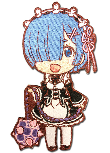 Re:Zero - Rem Patch, an officially licensed product in our Re-Zero Patches department.