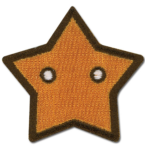 Bakemonogatari Star Patch, an officially licensed Bakamongatari Patch