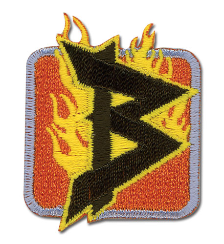 Accel World Brain Burst Icon Patch, an officially licensed product in our Accel World Patches department.