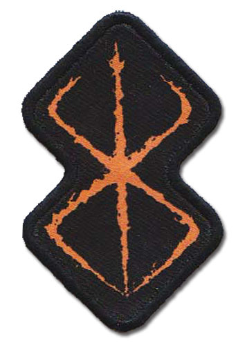 Berserk Brand Of Sacrifice Patch, an officially licensed Berserk product at B.A. Toys.