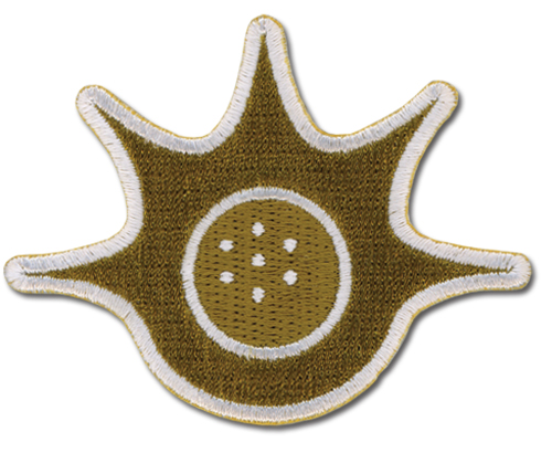 Black Rock Shooter - Chariot Icon Patch, an officially licensed Black Rock Shooter product at B.A. Toys.