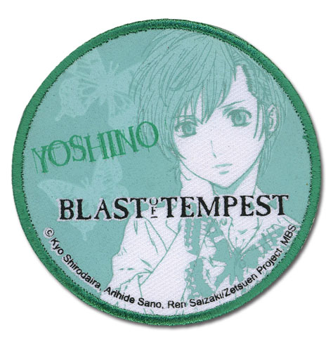 Blast Of Tempest - Yoshino Patch, an officially licensed product in our Blast Of Tempest Patches department.