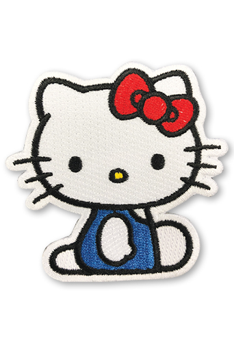 Hello Kitty - Hello Kitty Patch, an officially licensed product in our Hello Kitty Patches department.