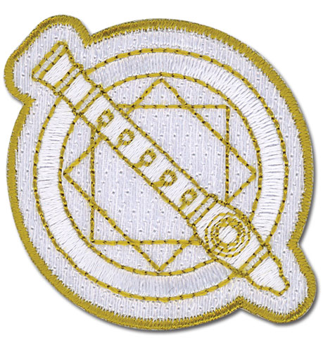 Magi Aladdin Flute Patch, an officially licensed product in our Magi Patches department.