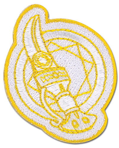 Magi Alibaba Sword Patch, an officially licensed product in our Magi Patches department.