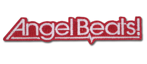 Angel Beats - Logo Patch, an officially licensed product in our Angel Beats Patches department.
