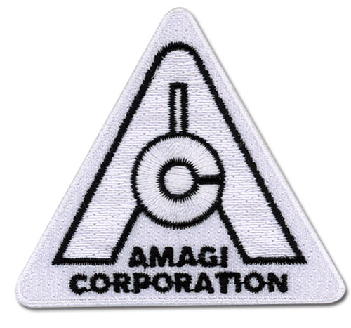Zetman - Amagi Corporation Patch, an officially licensed product in our Zetman Patches department.