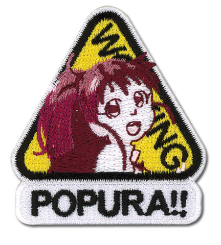 Wagnaria!! - Popura Patch, an officially licensed product in our Wagnaria!! Patches department.