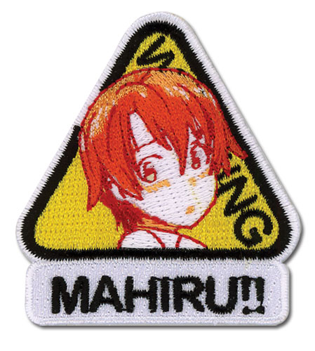 Wagnaria - Mahiru Patch, an officially licensed product in our Wagnaria!! Patches department.