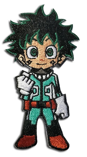 My Hero Academia - Sd Deku Patch, an officially licensed product in our My Hero Academia Patches department.