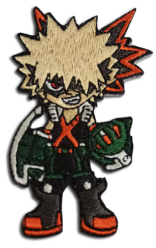My Hero Academia - Sd Bakugo Patch, an officially licensed product in our My Hero Academia Patches department.