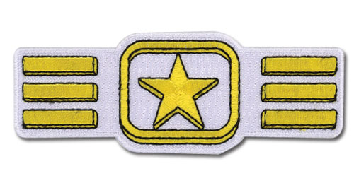 Voltron - Belt Star Patch, an officially licensed product in our Voltron Belts & Buckles department.