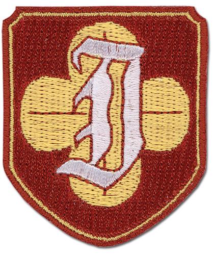 A Certain Scientific Railgun - School Emblem Patch officially licensed A Certain Scientific Railgun Patches product at B.A. Toys.