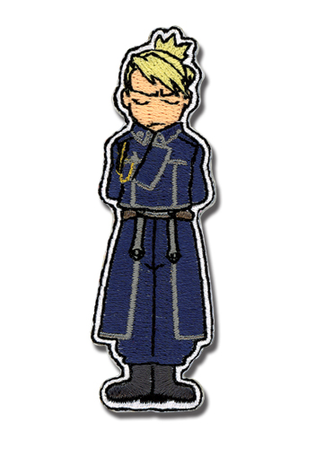Fma Brotherhood Riza Hawakeye Patch, an officially licensed product in our Fullmetal Alchemist Costumes & Accessories department.