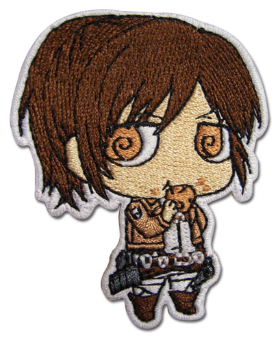 Attack On Titan - Sasha Sd Patch, an officially licensed product in our Attack On Titan Patches department.