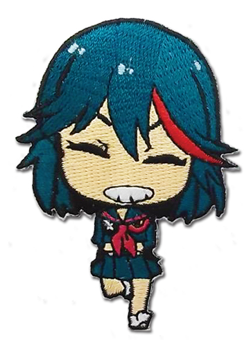 Kill La Kill - Ryuuko Sd Patch, an officially licensed product in our Kill La Kill Patches department.