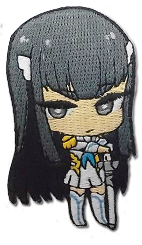 Kill La Kill - Satsuki Sd Patch, an officially licensed product in our Kill La Kill Patches department.