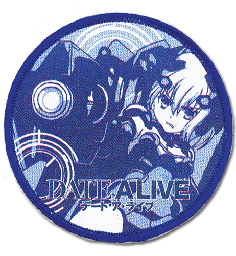 Date A Live - Origami Patch, an officially licensed product in our Date A Live Patches department.