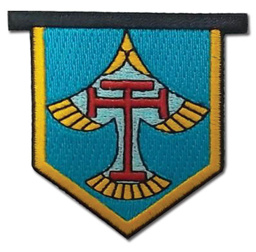 Free! - Iwatobi School Emblem Patch, an officially licensed product in our Free! Patches department.