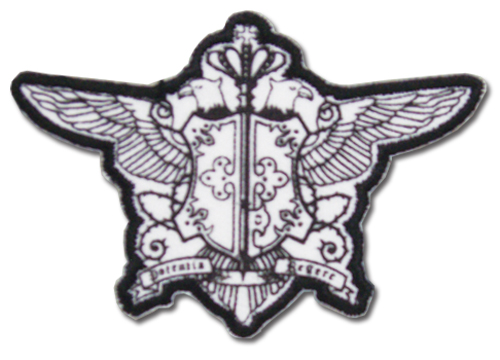 Black Butler Phantomhive Emblem Patch, an officially licensed Black Butler Patch