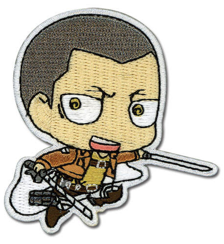 Attack On Titan - Conny Sd Patch, an officially licensed product in our Attack On Titan Patches department.