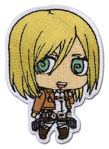 Attack On Titan - Christa Sd Patch, an officially licensed product in our Attack On Titan Patches department.