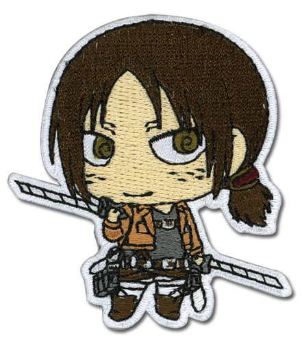 Attack On Titan - Ymir Sd Patch, an officially licensed Attack on Titan Patch