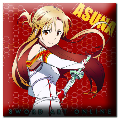 Sword Art Online - Asuna Pillow, an officially licensed product in our Sword Art Online Pillows department.