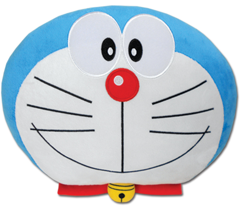 Doraemon - Doraemon Smile Pillow, an officially licensed product in our Doraemon Pillows department.