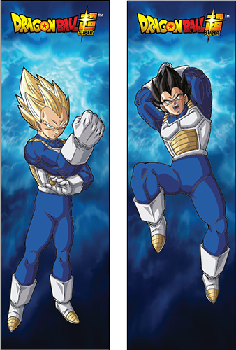 Dragon Ball Super - Vegeta Body Pillow officially licensed Dragon Ball Super Pillows product at B.A. Toys.