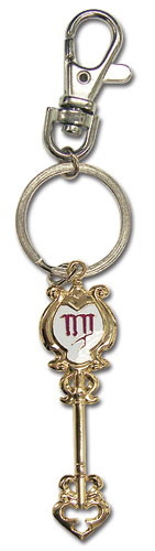 Fairy Tail Virgo Key Keychain, an officially licensed product in our Fairy Tail Key Chains department.