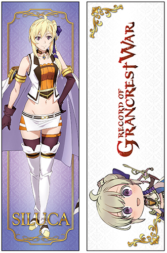 Record Of Grancrest - Siluca Body Pillow, an officially licensed product in our Record Of Grancrest War Pillows department.