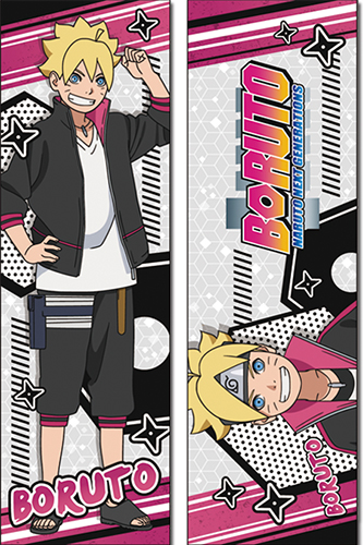 Boruto - Boruto Body Pillow, an officially licensed product in our Boruto Pillows department.