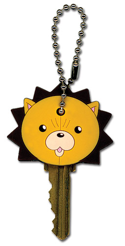 Bleach Kon Head Keychain, an officially licensed product in our Bleach Key Chains department.