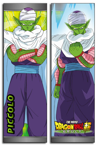 Dragon Ball Super Broly - Piccolo Body Pillow officially licensed Dragon Ball Super Broly Pillows product at B.A. Toys.