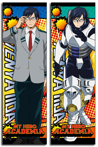 My Hero Academia - Iida Body Pillow, an officially licensed product in our My Hero Academia Pillows department.