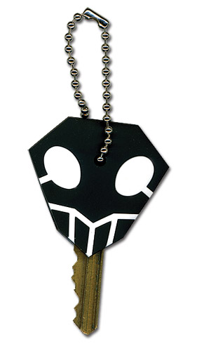 Bleach Shinigami Pvc Keycap Keychain, an officially licensed Bleach Key Chain