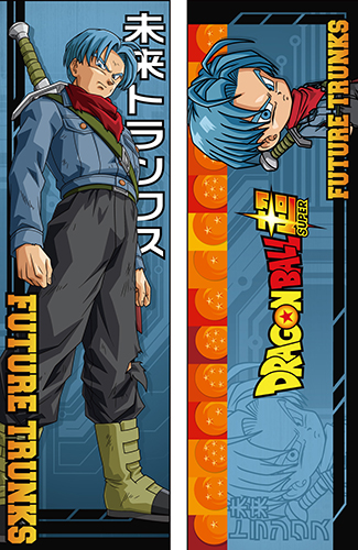 Dragon Ball Super - Future Trunks Body Pillow, an officially licensed product in our Dragon Ball Super Pillows department.