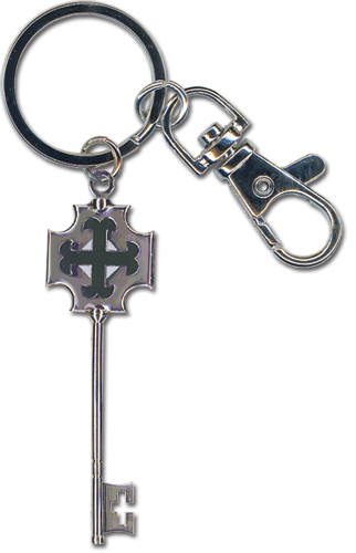 Fairy Tail Crux Key Keychain, an officially licensed product in our Fairy Tail Key Chains department.